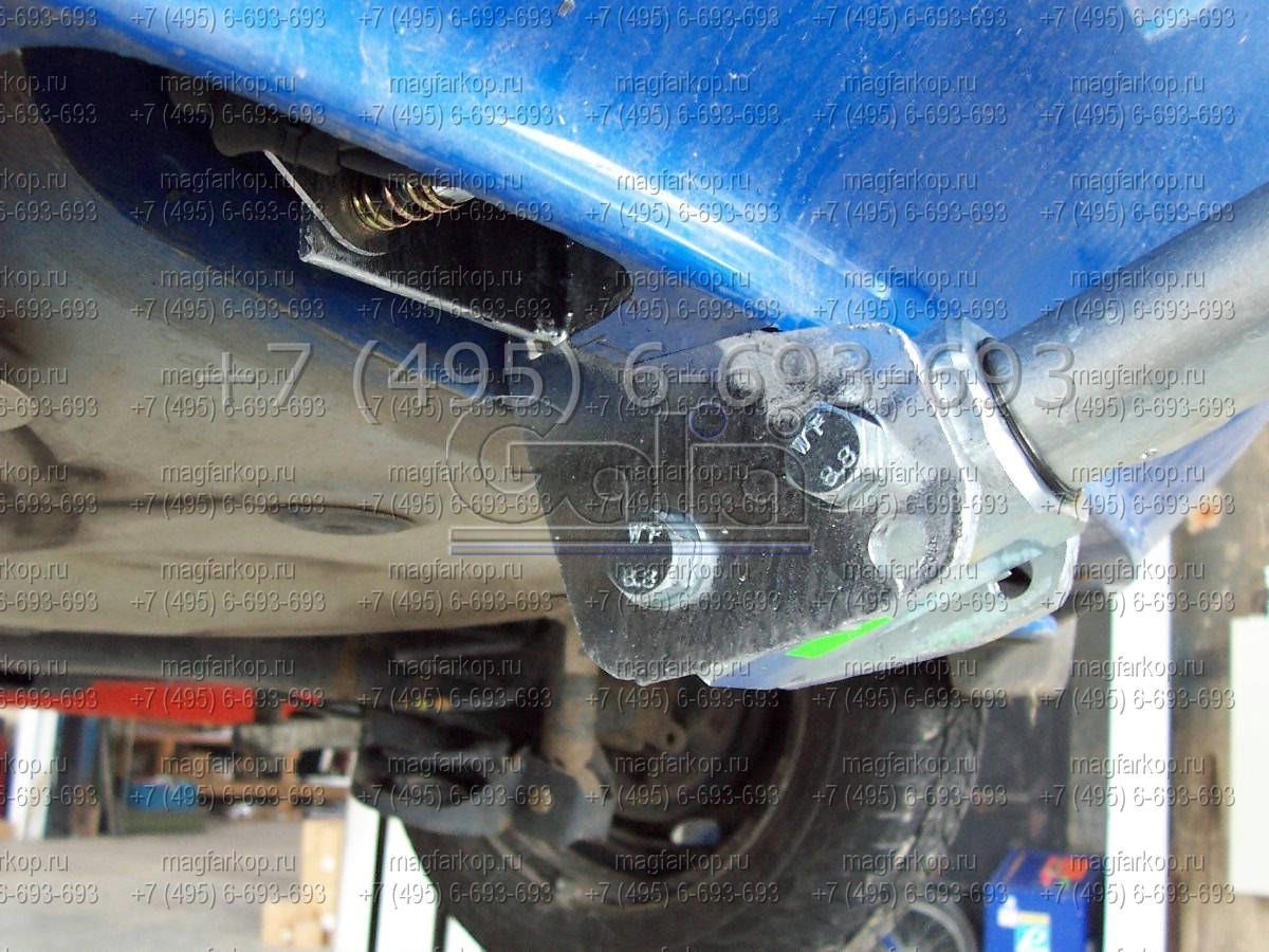 Магазин фаркопов (495) 6-693-693 Фаркоп S081C Skoda Fabia прицепное тсу