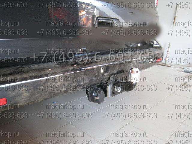 Фаркоп для Volkswagen Transporter T5 2003.