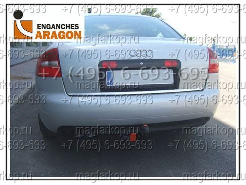 Фаркоп Aragon для AUDI A6 C5 97-2004.