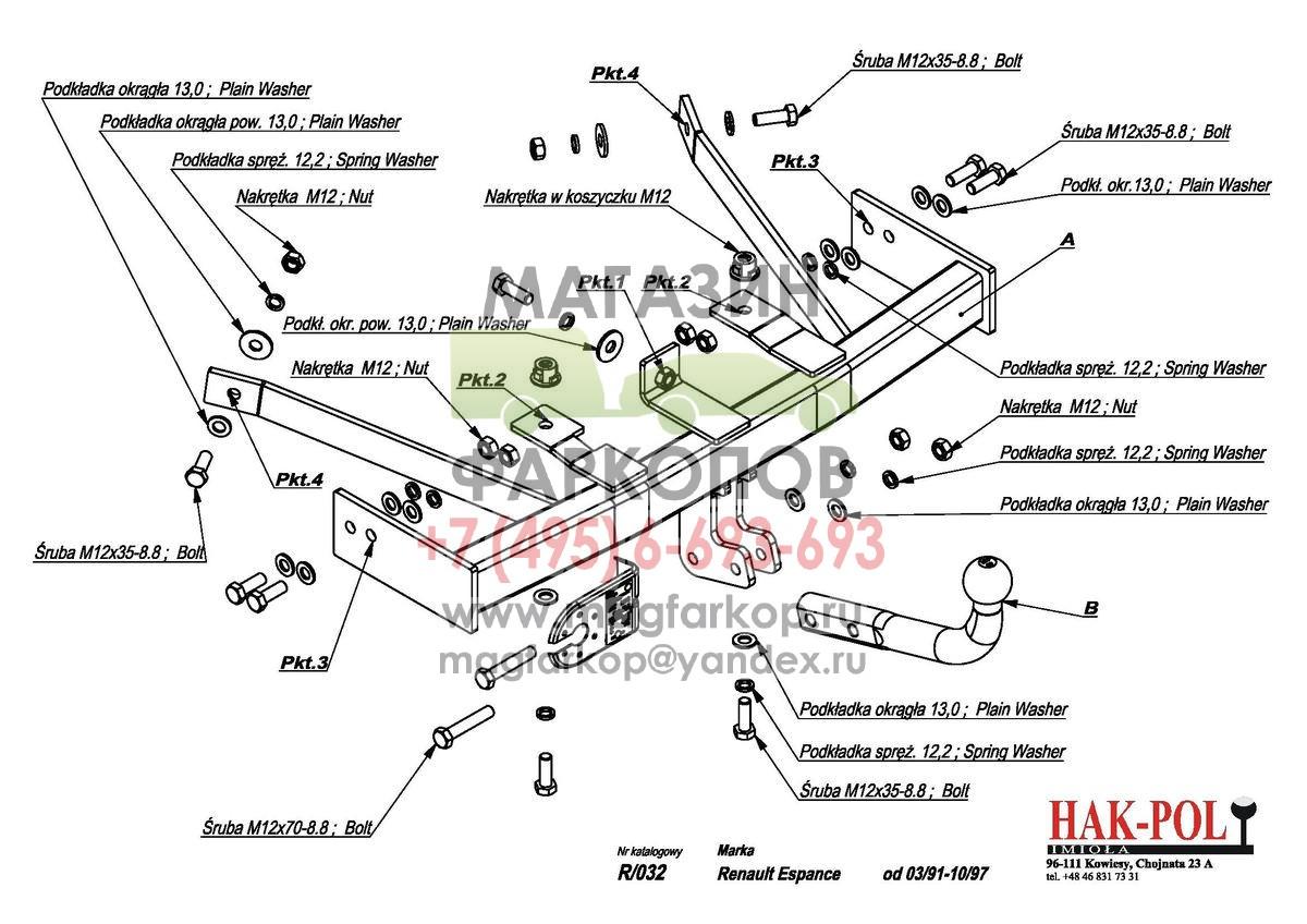 рено эспайс 3 электрооборудование схема - Лучшая схемотехника.